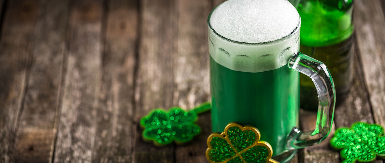 St Paddy's Celebration