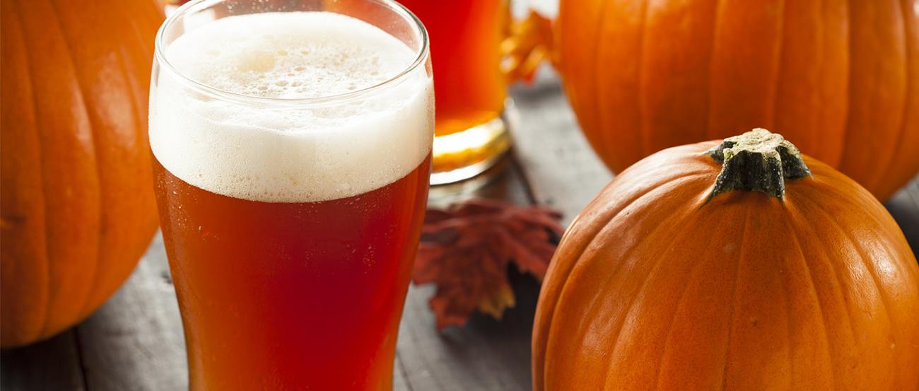Halloween Booze and Brews