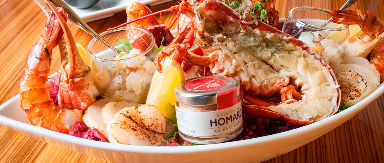 Seafood Weekends