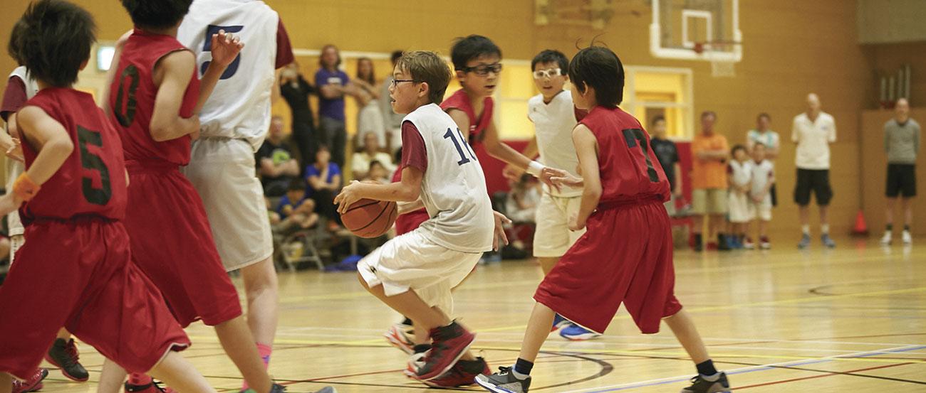 TAC Eagles Basketball
