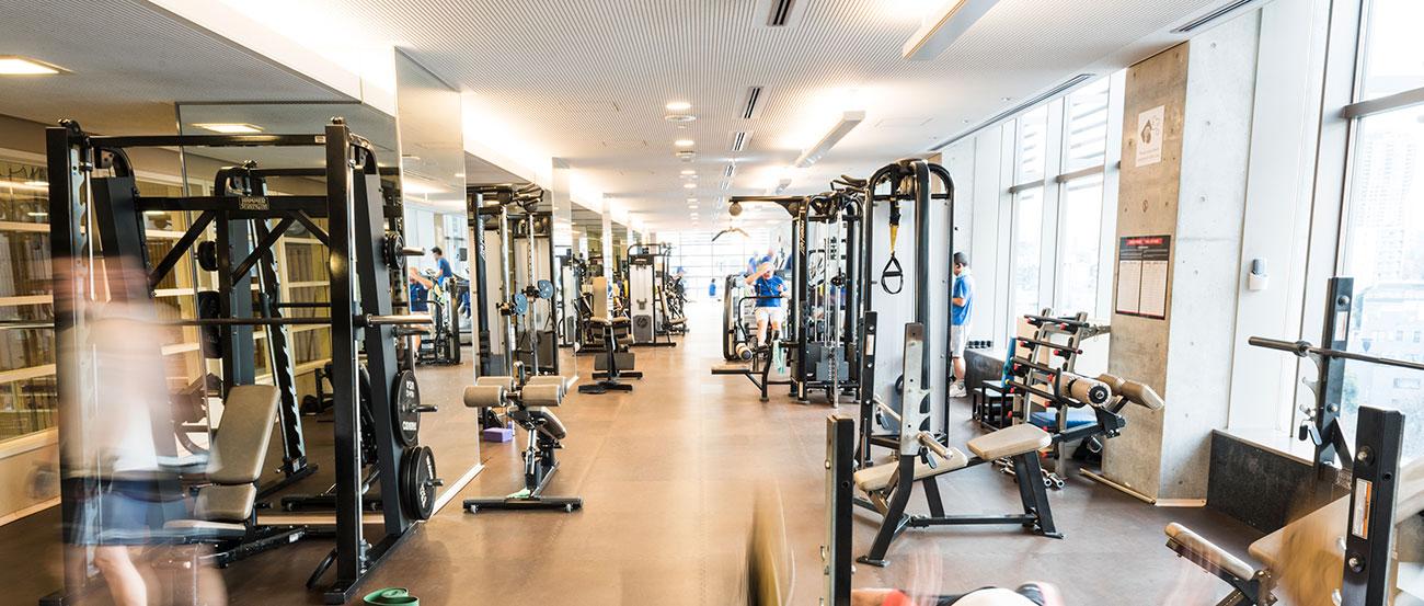 Fitness Center Survey