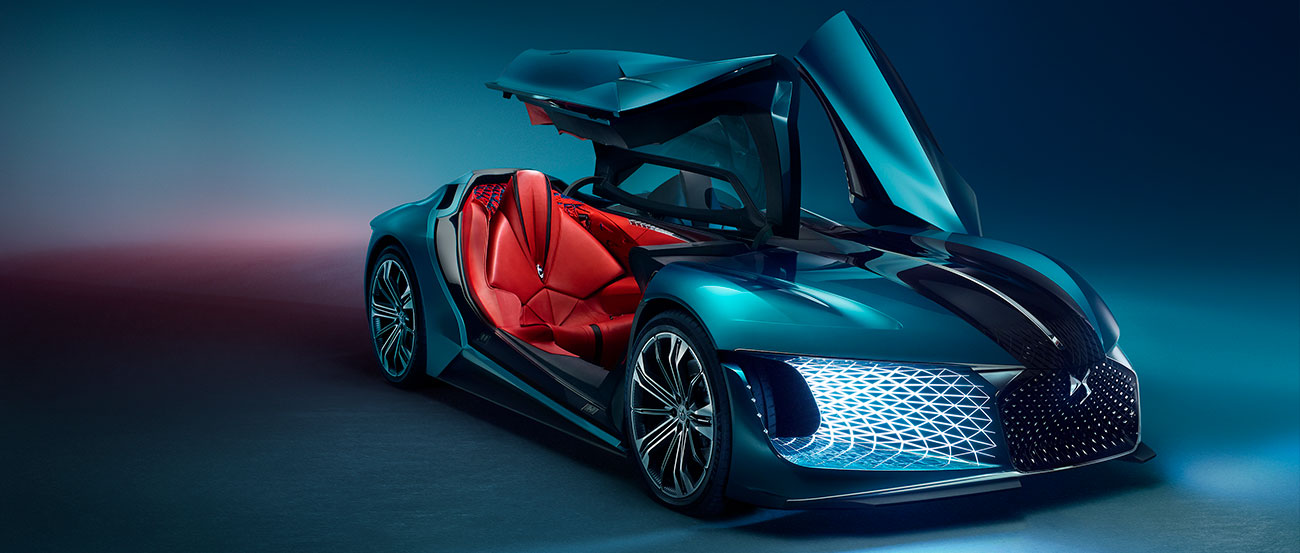 Secrets of Car Design
