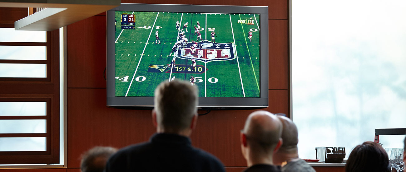 NFL Playoffs at Traders'