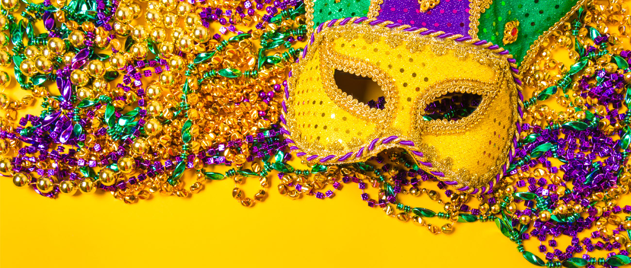 First Friday: Mardi Gras