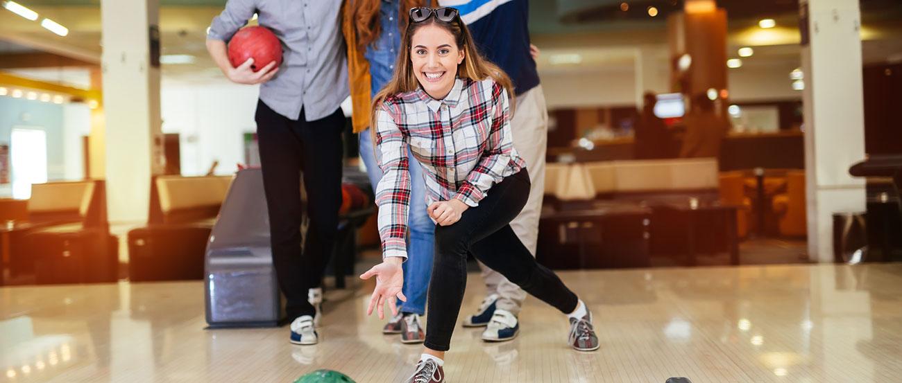 Teen Bowling Bonanza