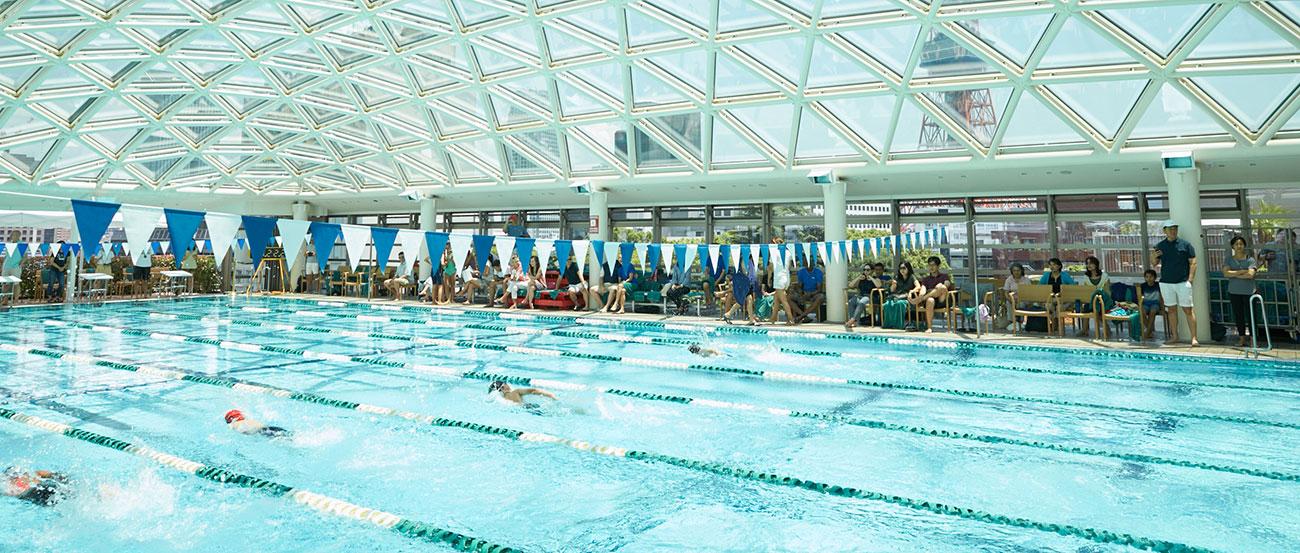 All-Comers Swim Meet