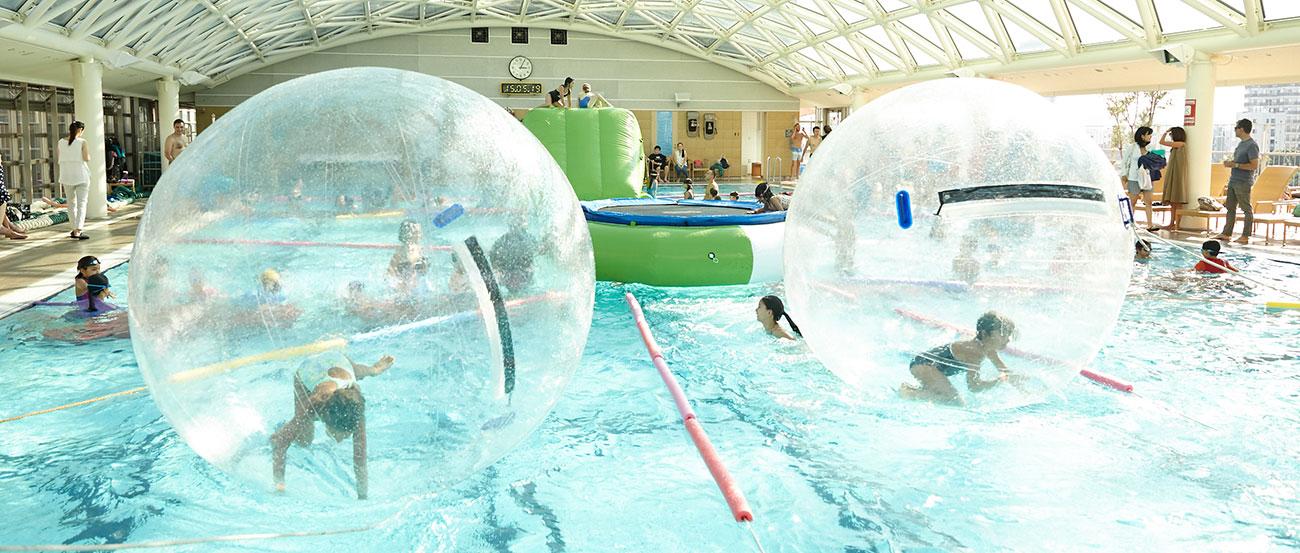 Sky Pool Funfest