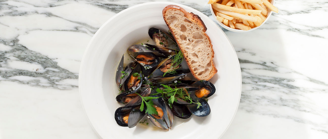 Moules Frites Special