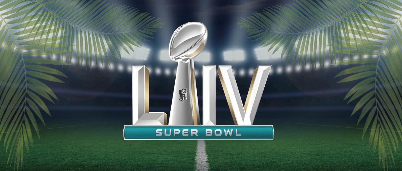 Super Bowl at the Club