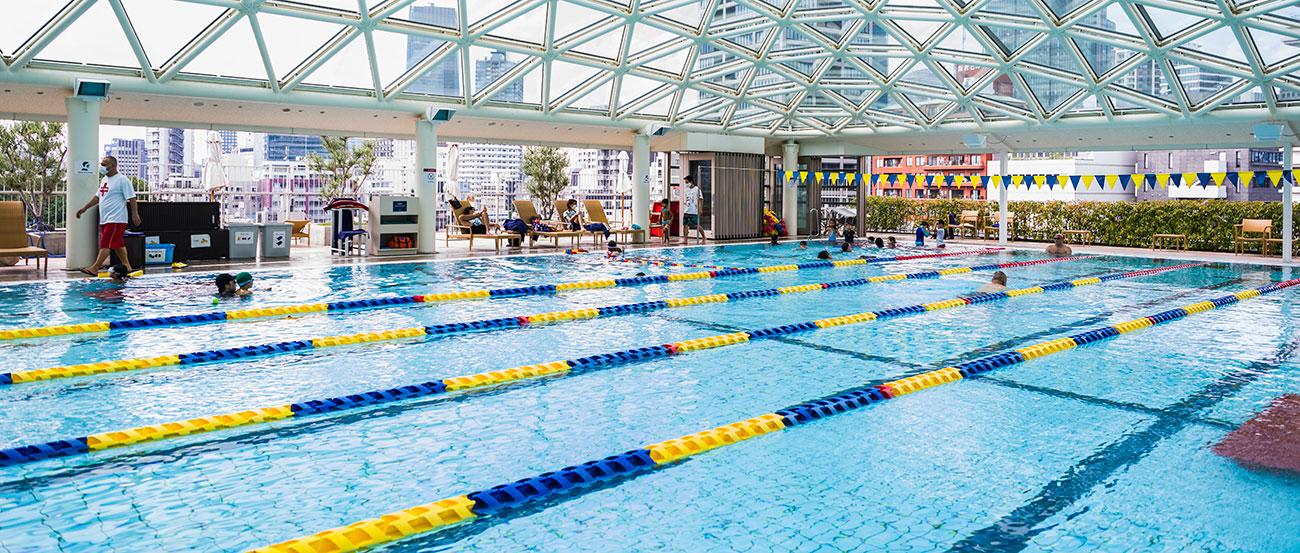 Tokyo Bay Swim Challenge