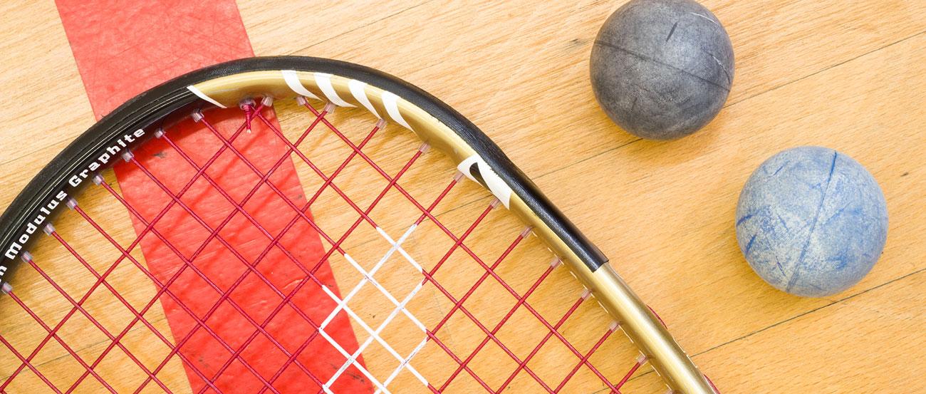 Squash Practice