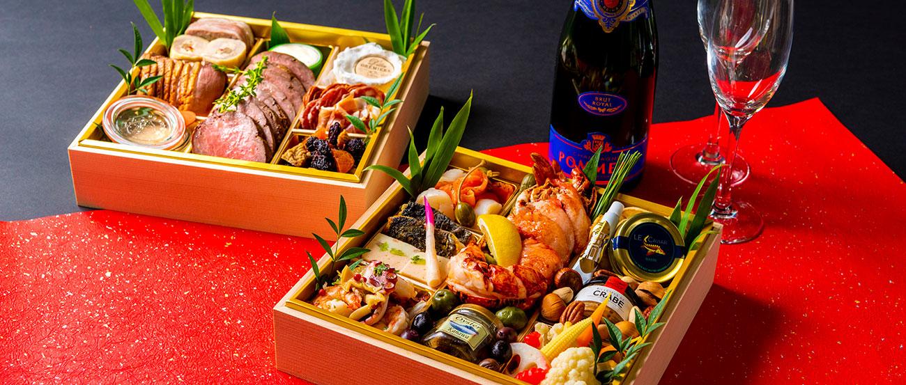 Gourmet Osechi